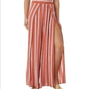 Band of Gypsies Stripe Walkthrough Pants